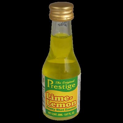 Original Prestige 20ml Lemon And Lime Fruity Shot Essence