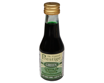 Original Prestige 20ml Creme De Menthe Peppermint Liqueur Essence