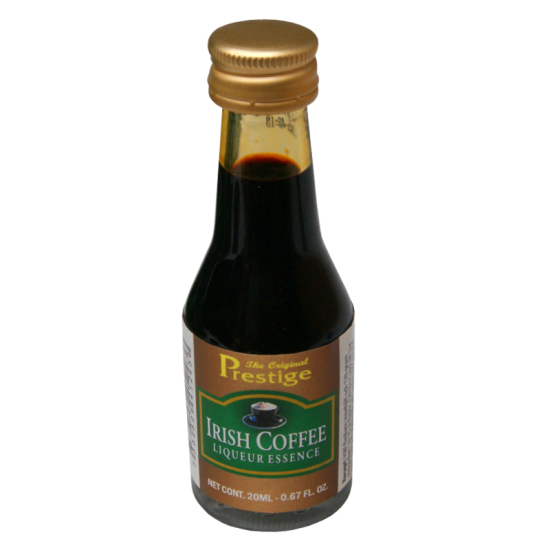 SPECIAL OFFER - Prestige 20ml Bottle Irish Coffee Liquour Essence