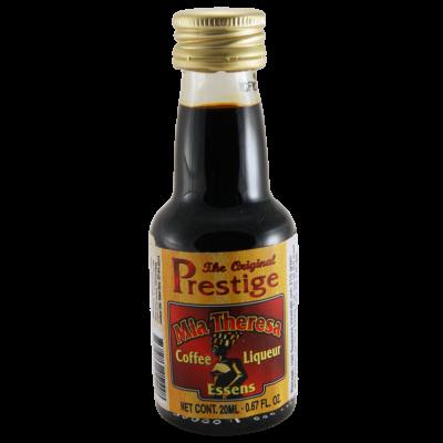 Original Prestige 20ml Coffee Liqueur Mia Theresa Essence