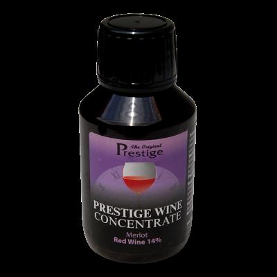 Original Prestige 100ml Merlot Red Wine Essence - 14% Abv