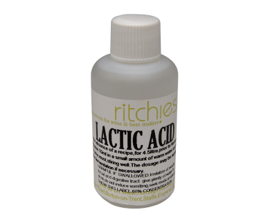 Lactic Acid 57ml Tub