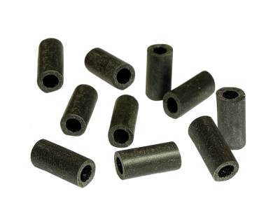 S30 Black Inlet Rubbers - Pack Of 10