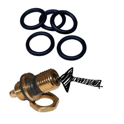 S30 Replacement O ring - Pack Of 5
