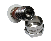 S30 Stainless Steel Co2 Injection Valve (Non Piercing Pin Type)