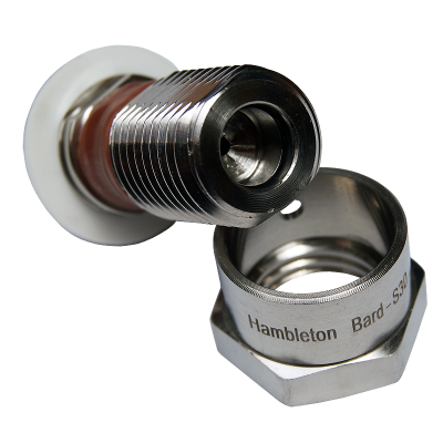 S30 Co2 Pressure Top Up Valve (Non Piercing Pin Type)