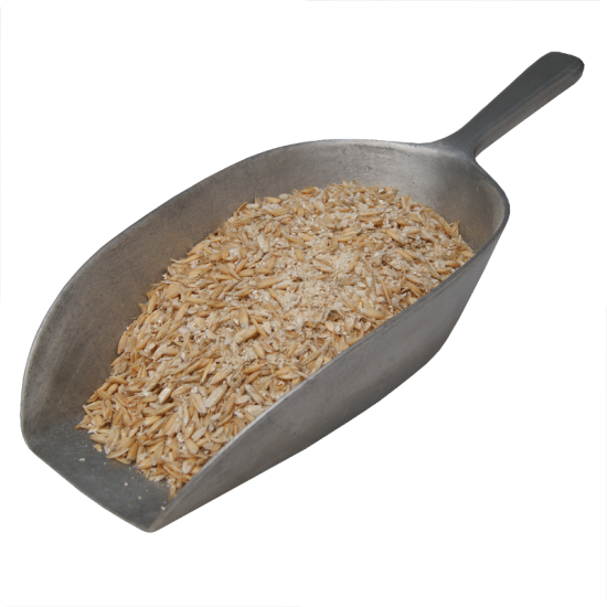 Crushed Pale Oats - 500g