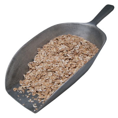 Flaked Wheat - 500g Pack