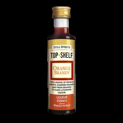 Still Spirits - Top Shelf - Liqueur Essence - Orange Brandy
