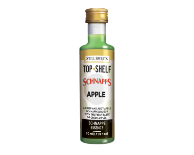 Still Spirits - Top Shelf - Schnapps Essences - Apple