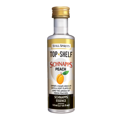 Still Spirits  - Top Shelf - Schnapps Essence - Peach