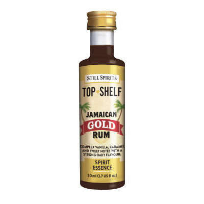 Still Spirits - Top Shelf - Spirit Essences - Jamaican Gold Rum