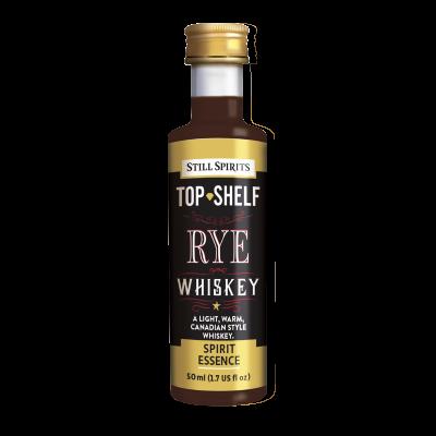 Still Spirits  - Top Shelf - Spirit Essence - Rye Whisky