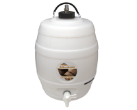 Balliihoo 5 Gallon Pressure Barrel / Beer Keg With s30 Piercing Valve Cap