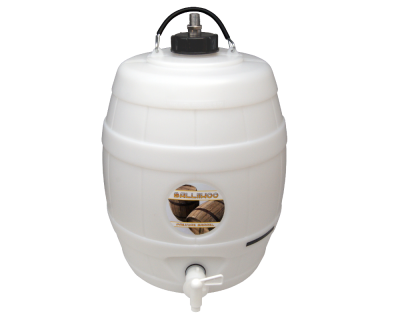 Balliihoo 5 Gallon Pressure Barrel / Beer Keg With s30 Piercing Valve Cap