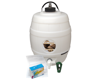 Balliihoo 5 Gallon Pressure Barrel With Full Co2 Injection System