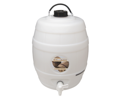 Balliihoo 5 Gallon Pressure Barrel / Beer Keg With LCD Temperature Indicator