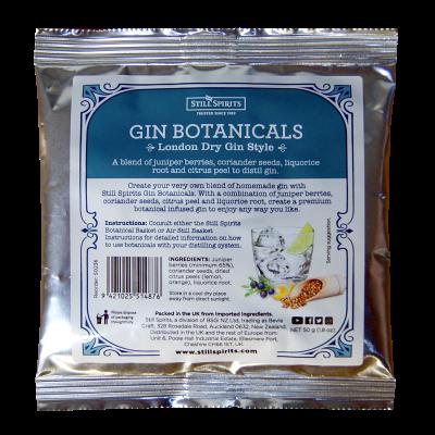 Still Spirits - Gin Botanicals 50g pack