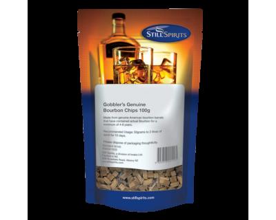 Still Spirits - Gobblers Bourbon Barrel Chips - 100g Bag