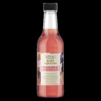 Still Spirits - Icon Liqueurs - Rhubarb And Ginger Gin
