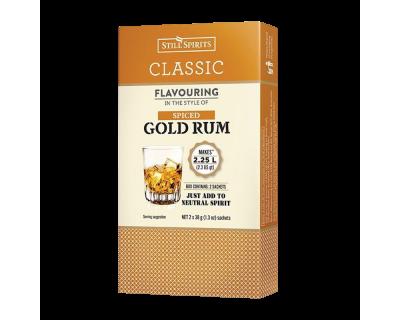 Still Spirits - Classic - Spiced Gold Rum - Twin Essence Sachet