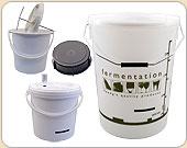 Buckets & Fermenters