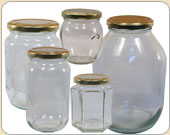 Jam & Pickling Jars