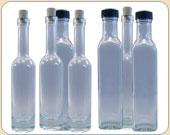 Sauce & Oil Bottles