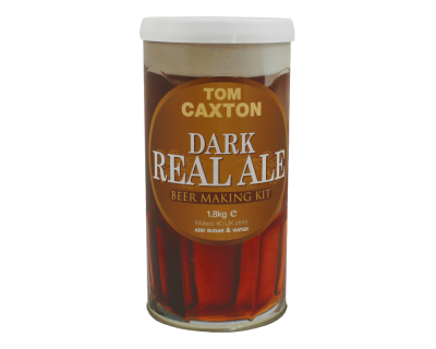SPECIAL OFFER - Tom Caxton Dark Real Ale - 40 Pint Ingredient Kit - Short BBE