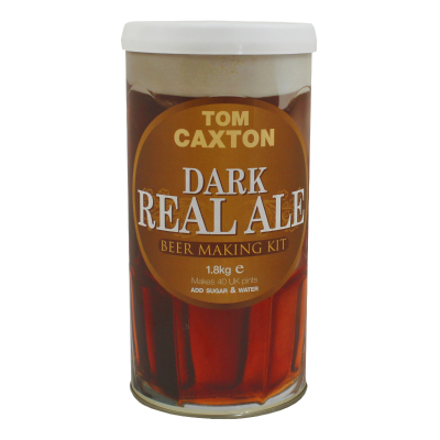 Tom Caxton 1.8kg -  Dark Real Ale