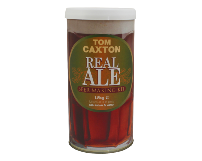 Tom Caxton 1.8kg - Real Ale