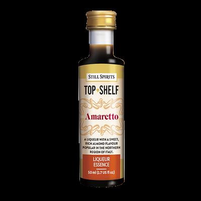Still Spirits - Top Shelf - Liqueur Essence - Amaretto