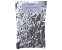 100g Vacuum Foil Packed - Mosaic Whole Leaf Hops
