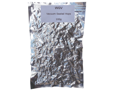 100g Vacuum Foil Packed - WGV Whole Leaf Hops