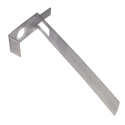 Support Bracket For Vinbrite Filter - Stainless Steel