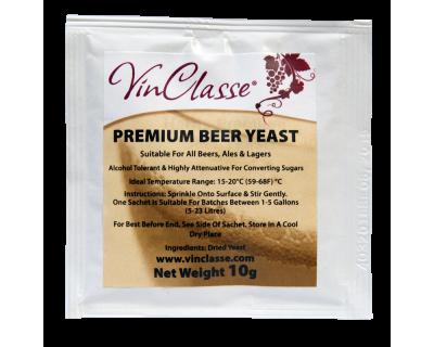 Beer Ale & Lager Yeasts - Balliihoo