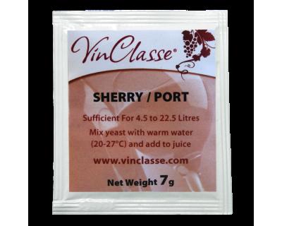 VinClasse Sherry / Port Yeast - 7 Gram Sachet