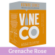 Vineco Estate Series 30 Bottle Rose Wine Ingredient Kit - Grenache Rose