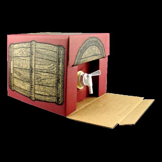10 Litre Vinotainer Wine Dispenser / Bag In A Box