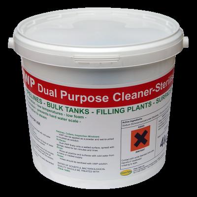VWP Cleaner Steriliser 4kg Bulk Bucket