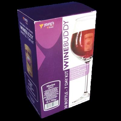 Winebuddy 30 Bottle  - Merlot