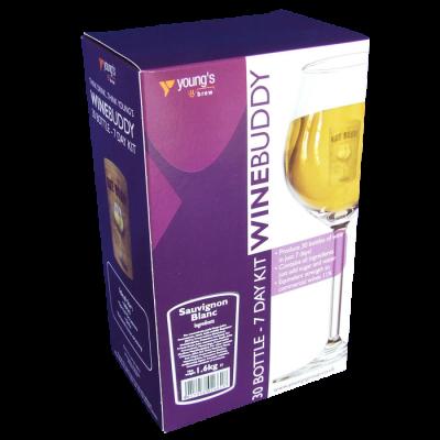Winebuddy 30 Bottle Wine Kit - Sauvignon Blanc