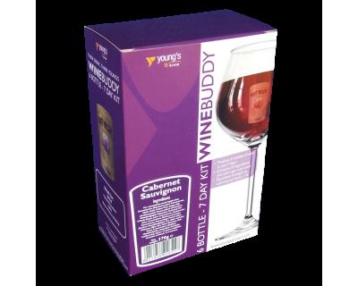 Winebuddy 6 Bottle Refill - Cabernet Sauvignon