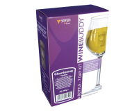 SPECIAL OFFER - Winebuddy Chardonnay - 6 Bottle Wine Ingredient Kit - Short BBE