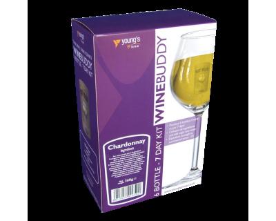 Winebuddy 6 Bottle Refill - Chardonnay