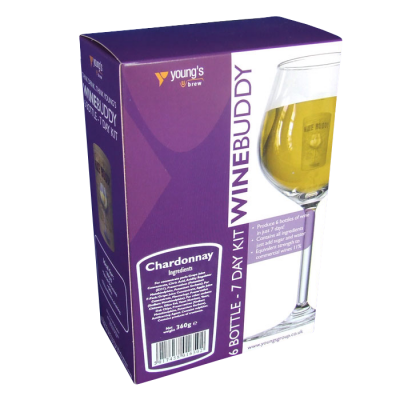 Winebuddy 6 Bottle Refill - Chardonnay
