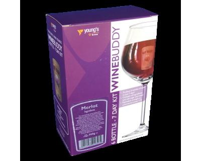 Winebuddy 6 Bottle Refill - Merlot