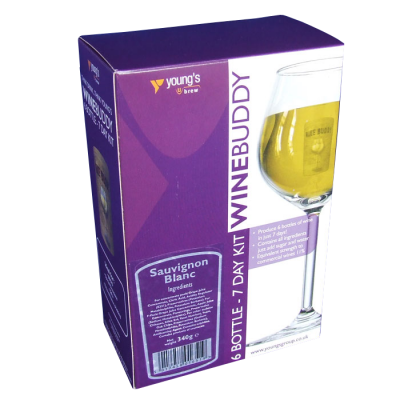 Winebuddy 6 Bottle Refill - Sauvignon Blanc