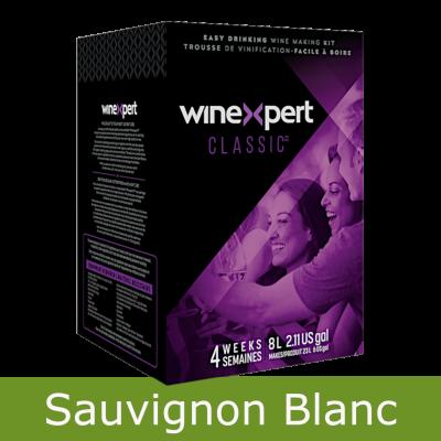 Winexpert Classic - Chilean Sauvignon Blanc - 30 Bottle White Wine Ingredient Kit