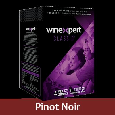 Winexpert Classic - Californian Pinot Noir - 30 Bottle Red Wine Ingredient Kit